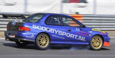 Subaru GTT power pack Scoobysport®