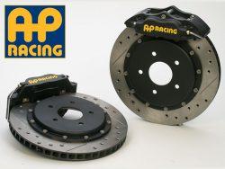 AP racing voor Subaru